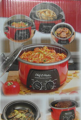 Multifunktions kocher chef o matic 12 in 1 - Chef o matic carrefour ...